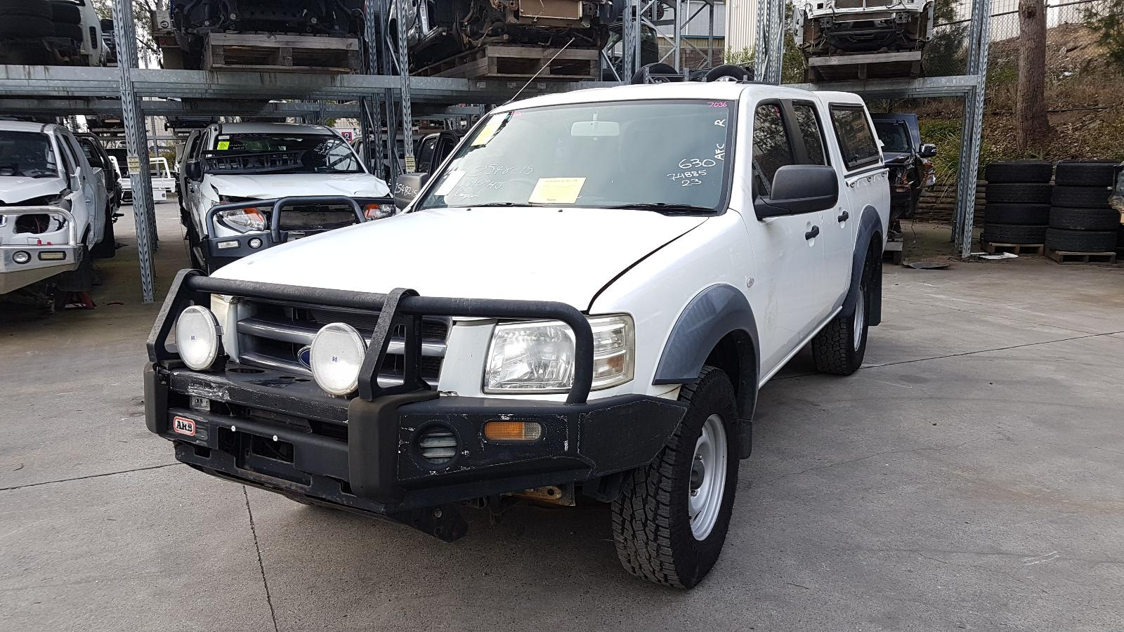 Image for a Ford Ranger 2007 4 Door Suv