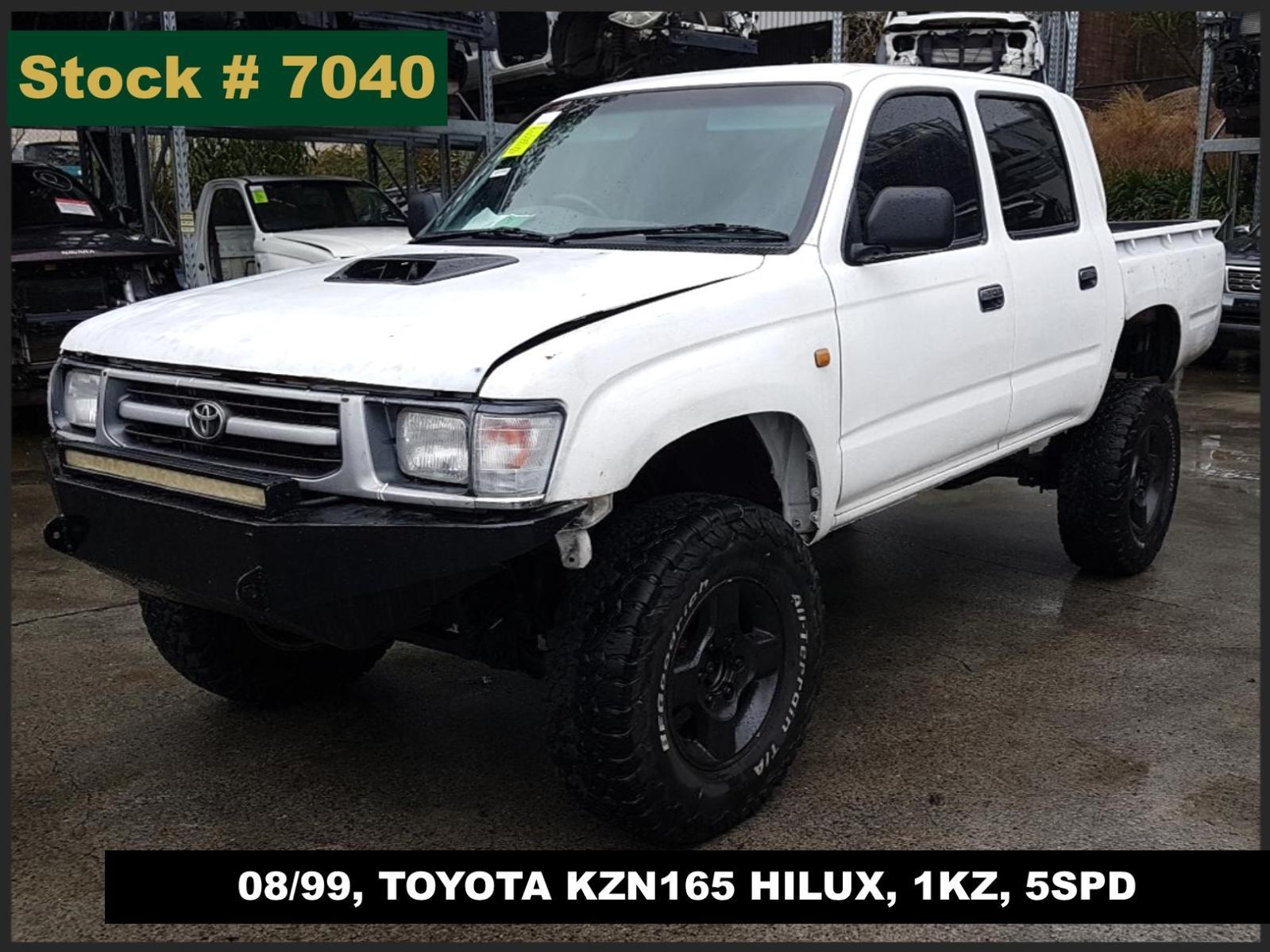 Kelebihan Kekurangan Toyota Hilux 1999 Review