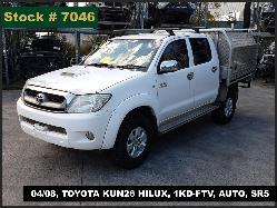 Ecu Hilux Toyota 2008