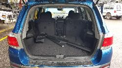 View Toyota Kluger 2010 4 Door Estate