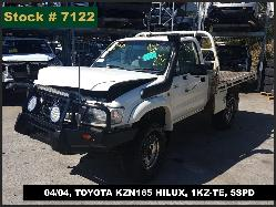 View Toyota Hilux 2004 2 Door Pickup