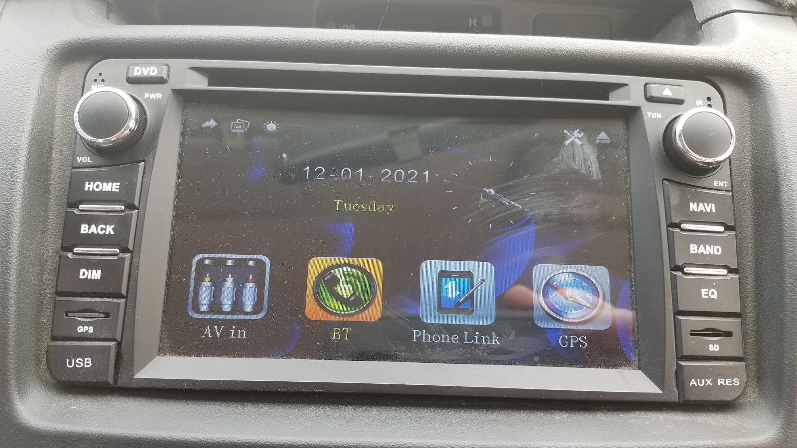 View Auto part Misc Toyota Hilux 2006