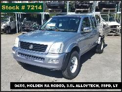 View Auto part Air Cleaner/Box Holden Rodeo 2006