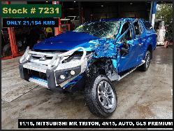 View Auto part Transfer Case Mitsubishi Triton 2019