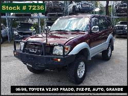 View Auto part Misc Toyota Prado 1996