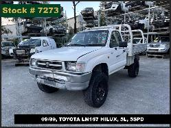 View Auto part Trans/Gearbox Toyota Hilux 1999