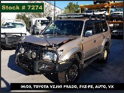 View Auto part Trans/Gearbox Toyota Prado 2000