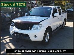 View Auto part Rear Diff Assembly Nissan Navara 2013