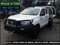 View Auto part Transfer Case Toyota Hilux 2018