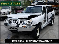 View Auto part Front Diff Assembly Nissan Patrol 2003