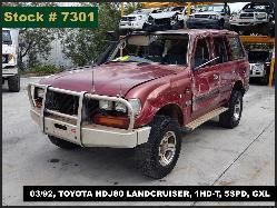 View Auto part Transfer Case Toyota Landcruiser 1992
