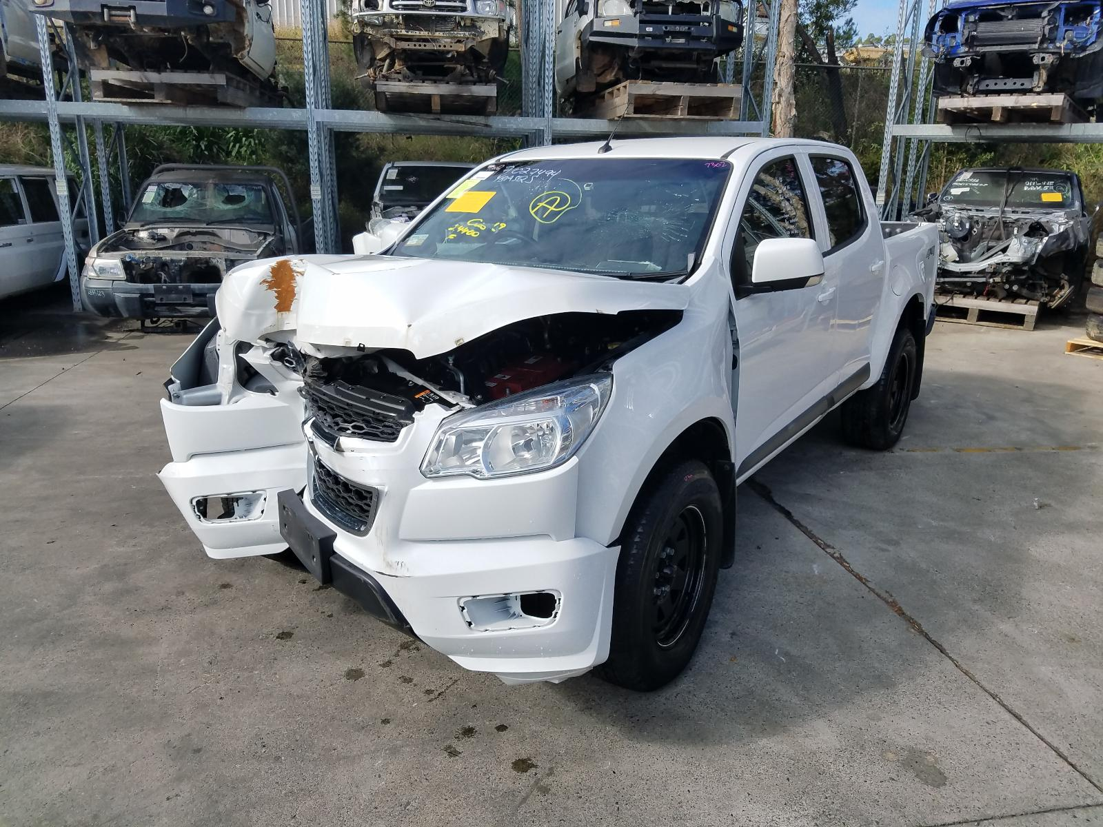 View Auto part Trans/Gearbox Holden Colorado 2016