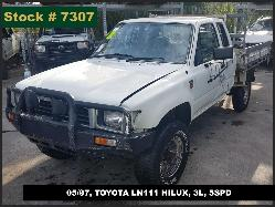 View Auto part Trans/Gearbox Toyota Hilux 1996
