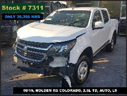 View Auto part Rear Diff Assembly Holden Colorado 2019