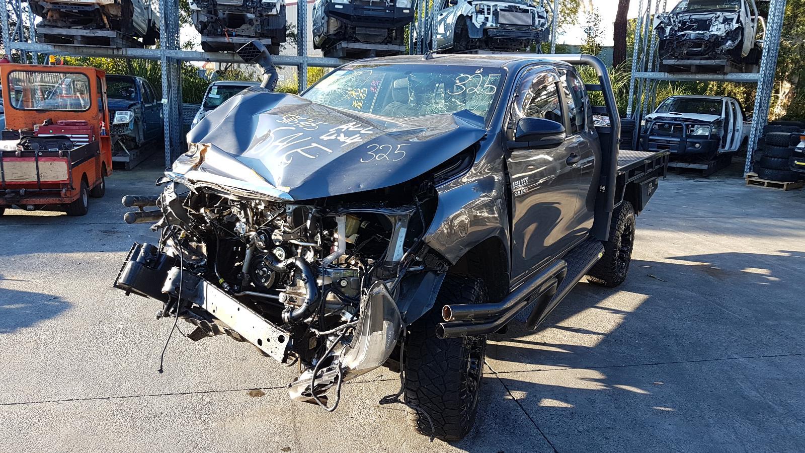 View Auto part Wheel Mag Toyota Hilux 2018
