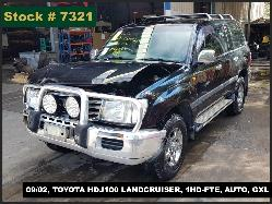 View Auto part Bootlid/Tailgate Toyota Landcruiser 2002