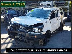 View Auto part Trans/Gearbox Toyota Hilux 2017