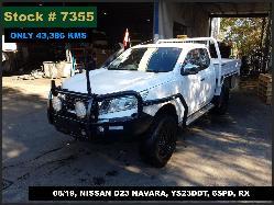 View Auto part Particulate Filter/Dpf Nissan Navara 2019