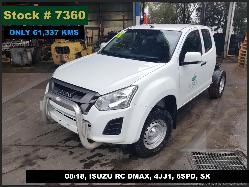 View Auto part Truck Cab Isuzu Dmax 2018