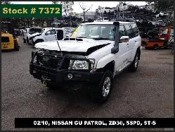 View Auto part Lift Kit Nissan Patrol 2010