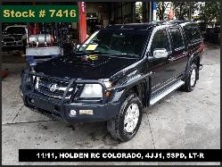 View Auto part Trans/Gearbox Holden Colorado 2011