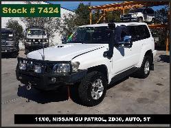 View Auto part Misc Nissan Patrol 2006