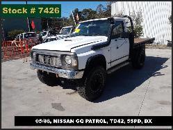 View Auto part Trans/Gearbox Nissan Patrol 1997