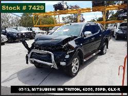 View Auto part Rear Diff Assembly Mitsubishi Triton 2013
