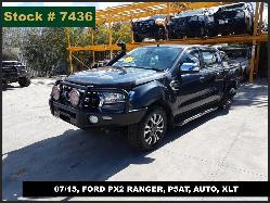 View Auto part Right Front Door Ford Ranger 2015