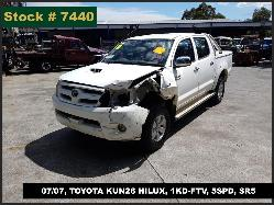 View Auto part Rear Diff Assembly Toyota Hilux 2007