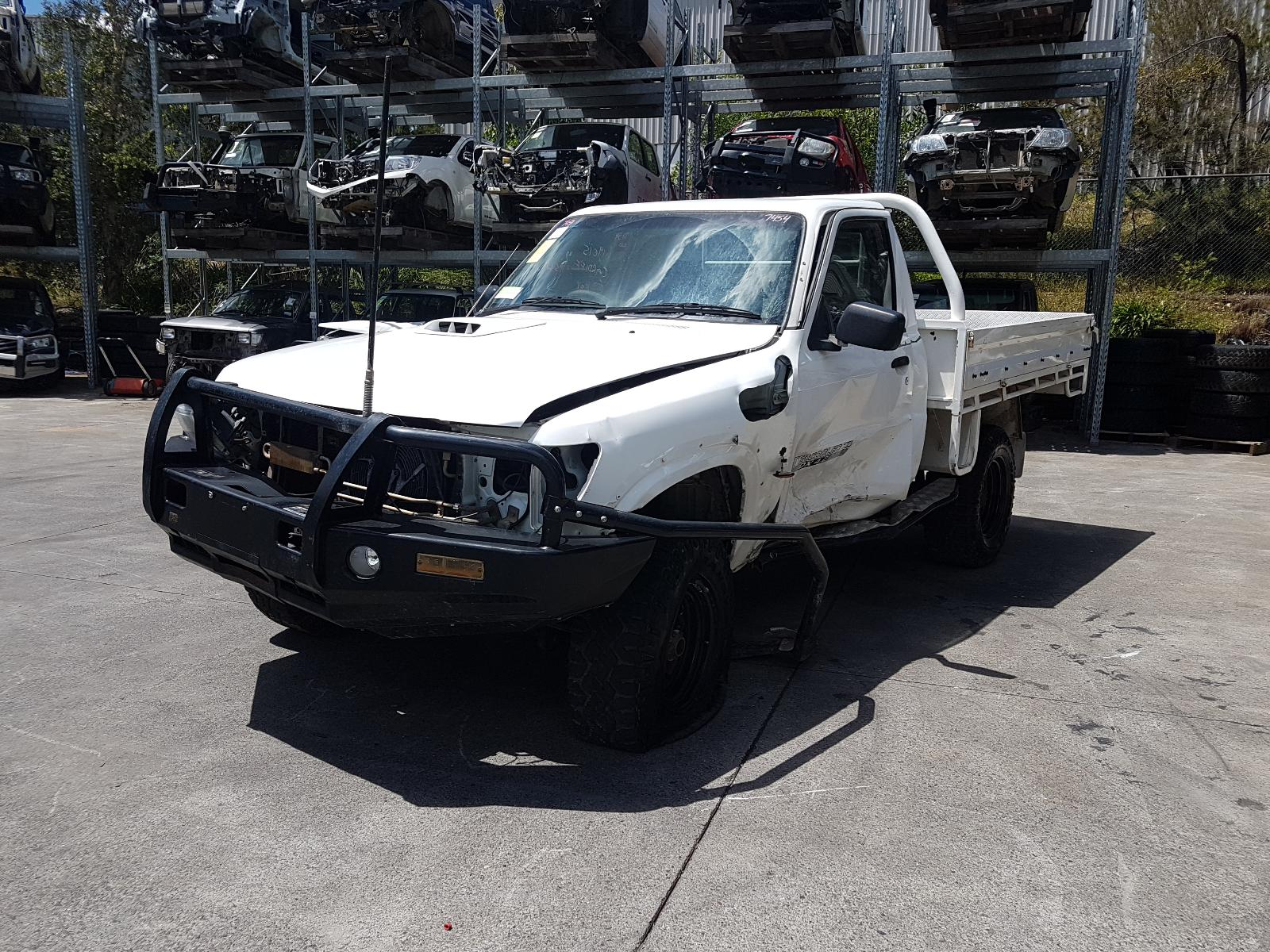 Image for a Nissan Patrol 2005 2 Door Utility