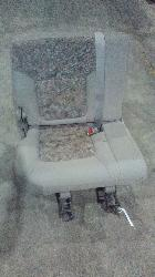 View Auto part 2nd Seat (Rear Seat) Nissan Patrol 2000