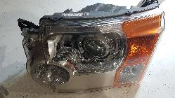 View Auto part Left Headlamp Land Rover Discovery 2008