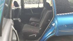 View Auto part 2nd Seat (Rear Seat) Toyota Kluger 2010
