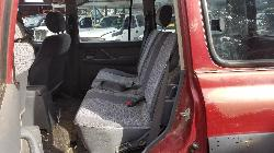 View Auto part 2nd Seat (Rear Seat) Toyota Landcruiser 1990