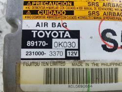 View Auto part Airbag Module/Sensor Toyota Hilux 2006