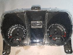 View Auto part Instrument Cluster Holden Colorado 2012