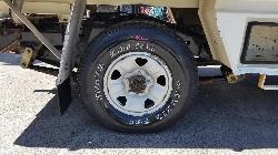 View Auto part Wheel Standard/Steel Toyota Landcruiser 2001