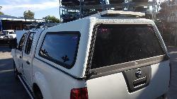 View Auto part Tonneau/Cover Nissan Navara 2007