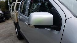 View Auto part Right Door Mirror Holden Colorado 2015