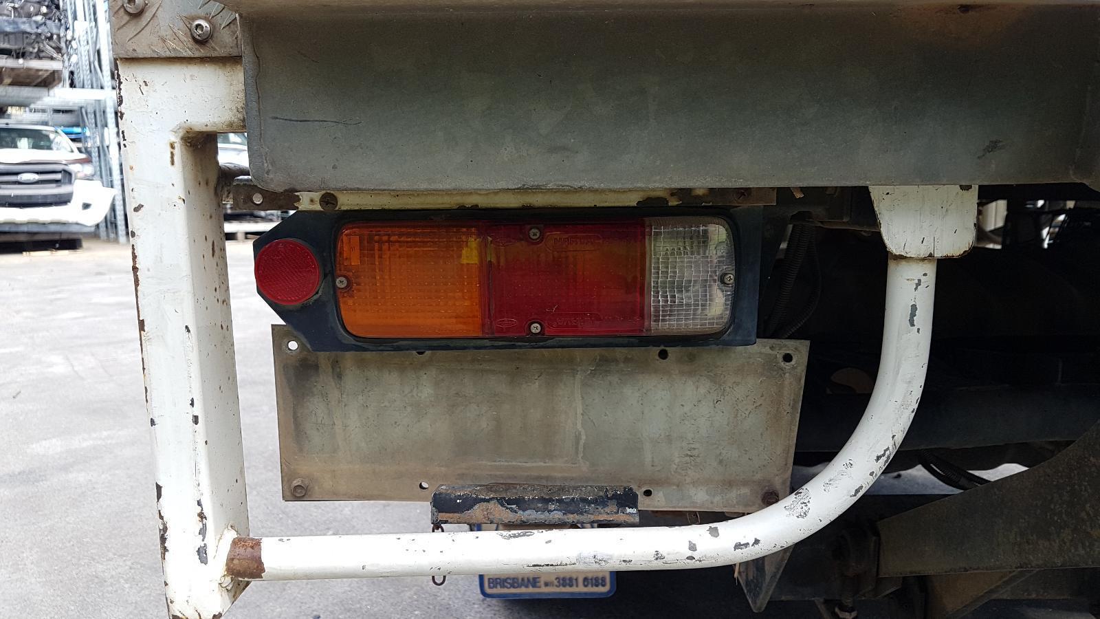View Auto part Ute Back Nissan Patrol 2006