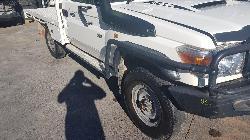 View Auto part Side Step/Skirt Toyota Landcruiser 2014