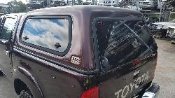 View Auto part Tonneau/Cover Toyota Hilux 2006