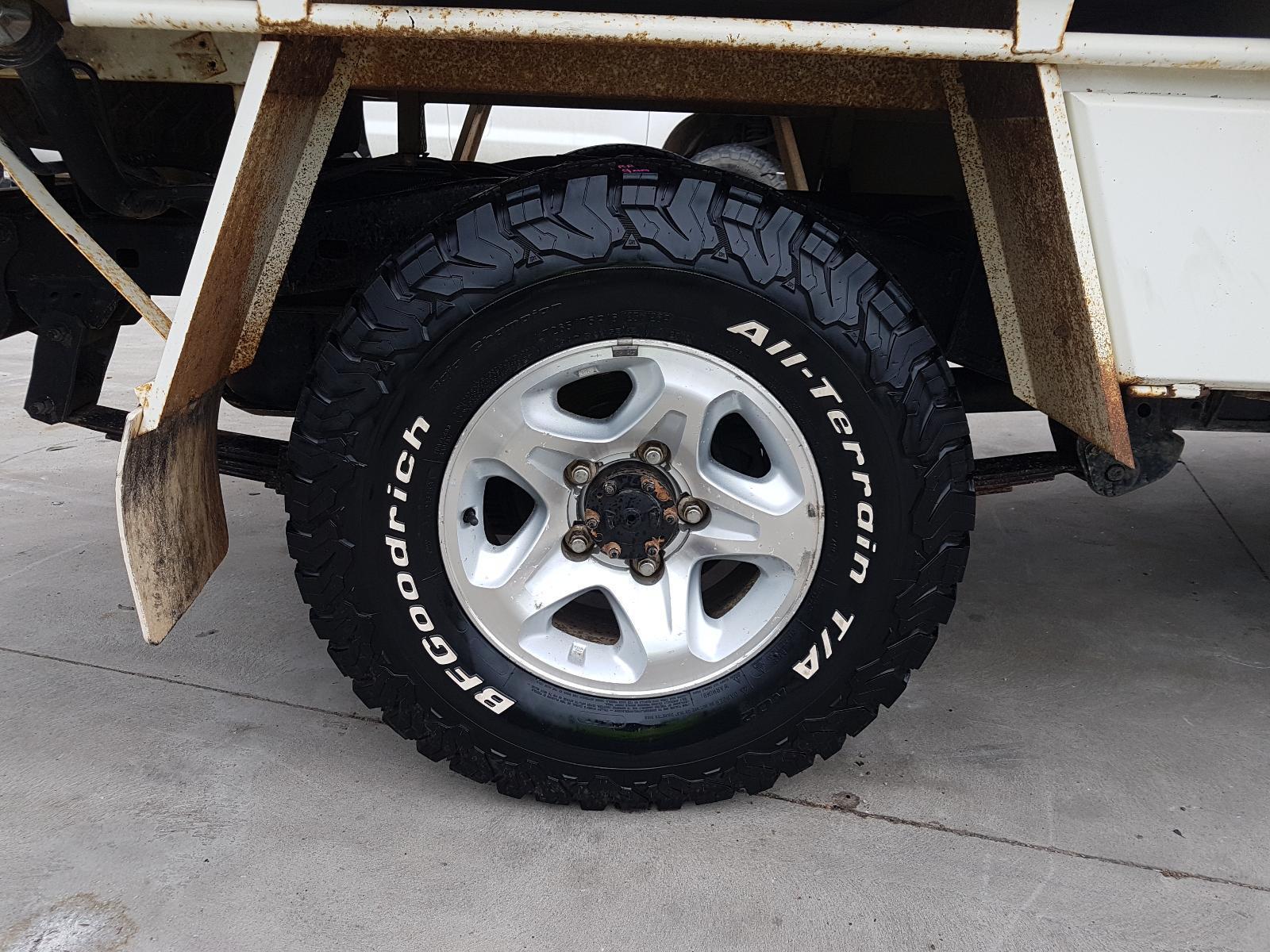 View Auto part Wheel Mag Toyota Landcruiser 2007
