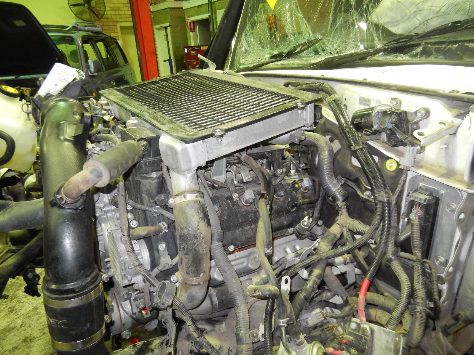 View Auto part Misc Toyota Landcruiser 2012