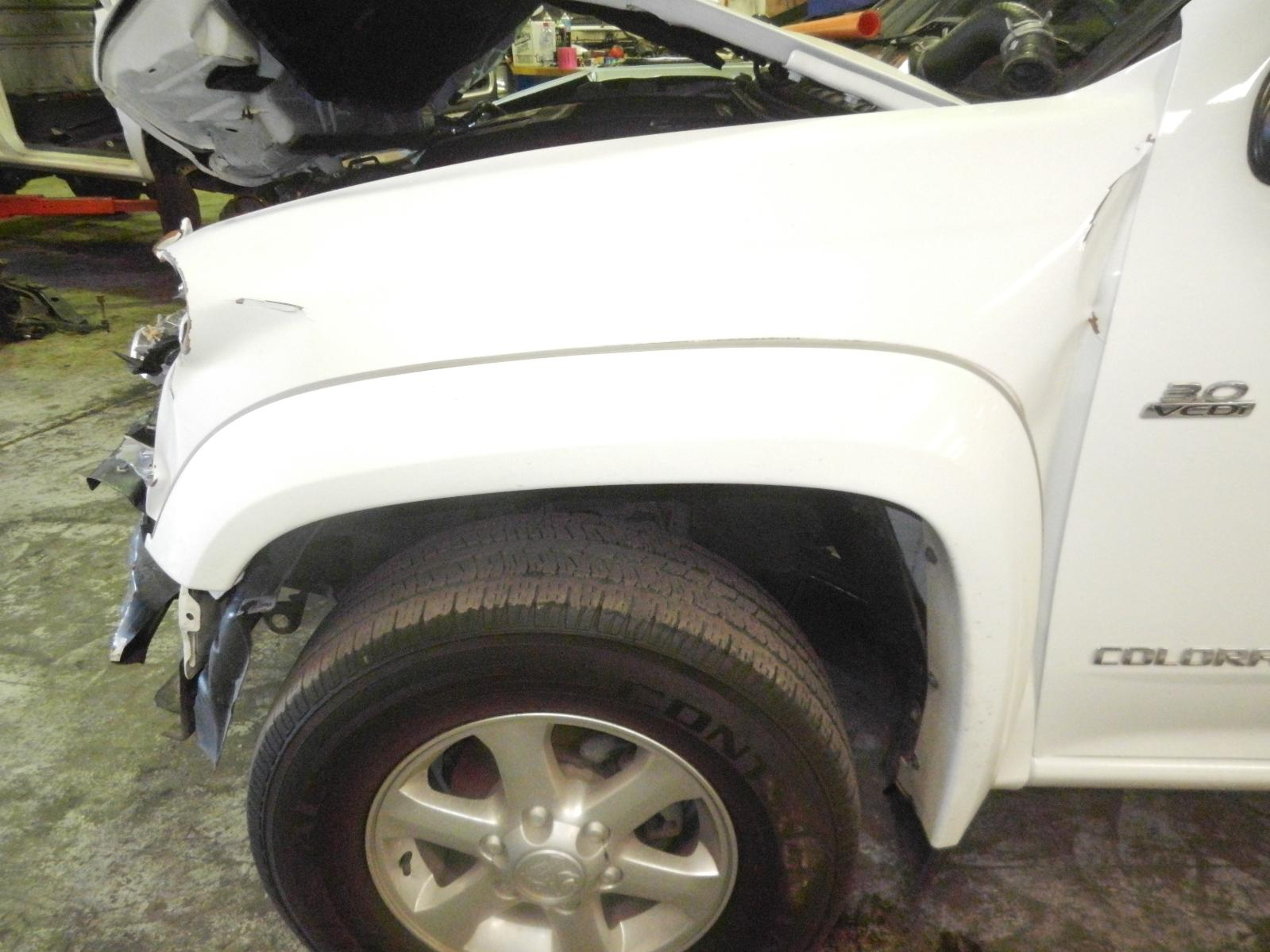 View Auto part Overflow Bottle Holden Colorado 2011