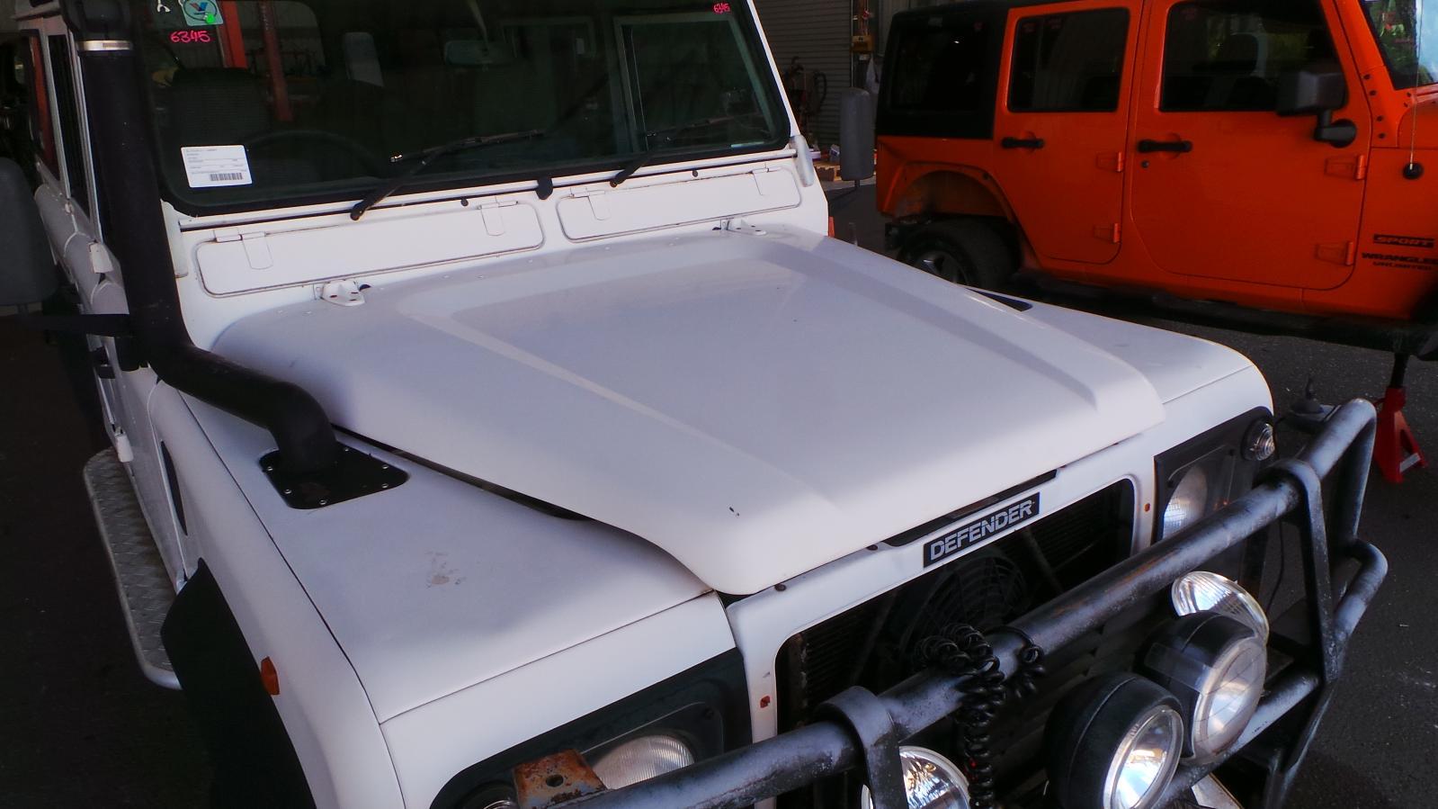 View Auto part Door Handle Land Rover Defender 1996