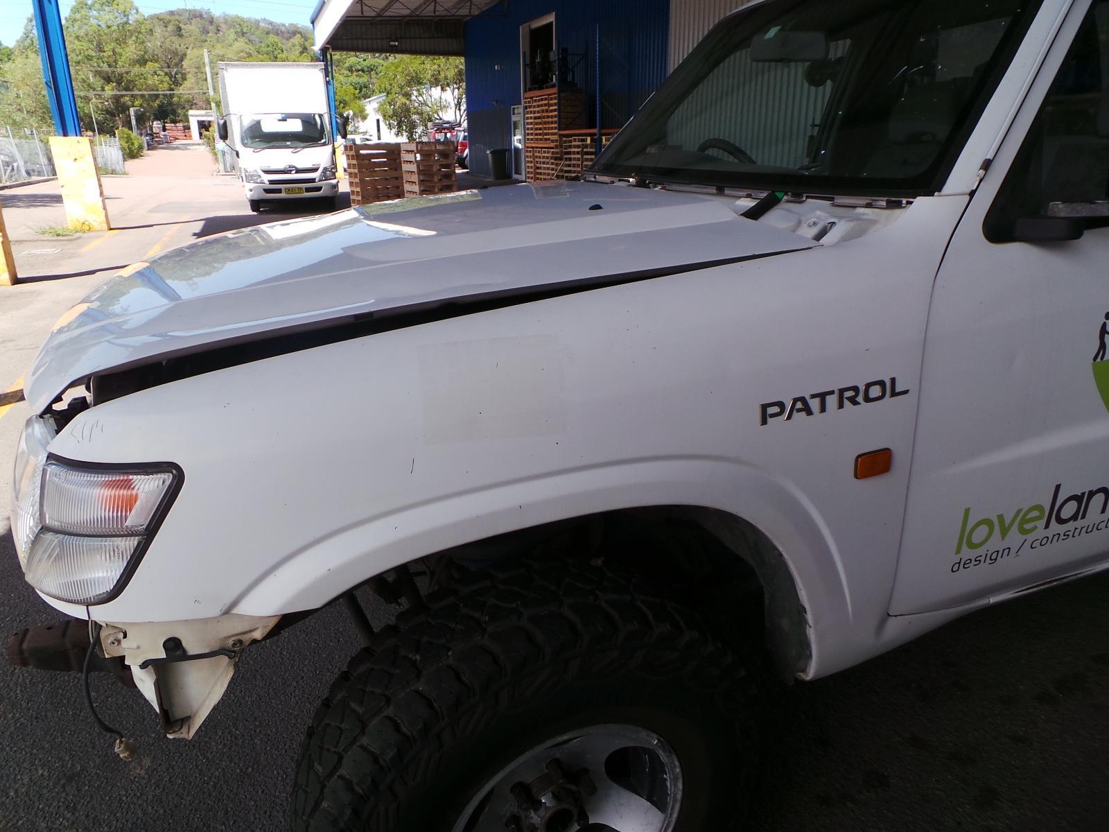 View Auto part Door Handle Nissan Patrol 2002