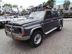 View Auto part Wiper Arm Nissan Patrol 1992