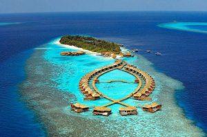 Huvehendhoo Island